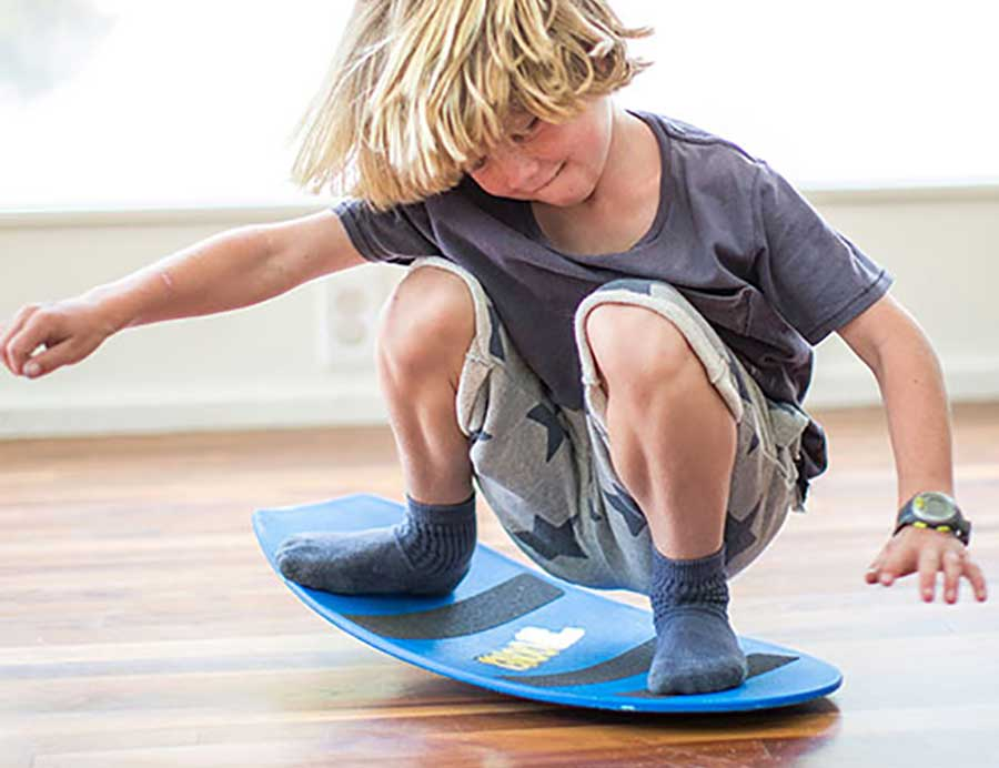 Freestyle Custom Grip Spooner Balance Boards